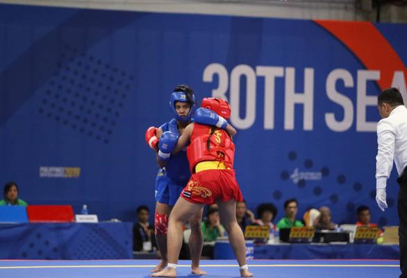 Đoạt thêm 8 huy chương vàng, Việt Nam giữ vững vị trí thứ 2 - Ảnh 13.