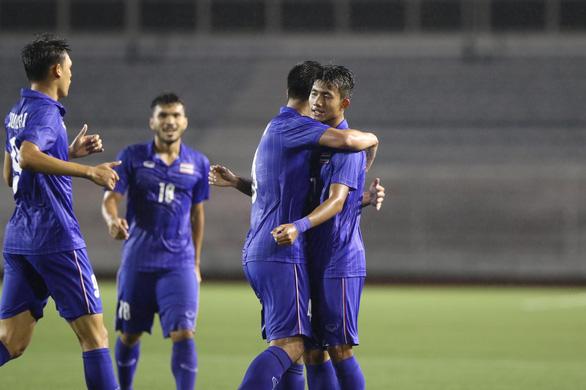 U22 Lào khiến Thái Lan run rẩy suốt 90 phút - Ảnh 1.