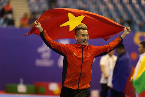 Đoạt thêm 8 huy chương vàng, Việt Nam giữ vững vị trí thứ 2 - Ảnh 14.