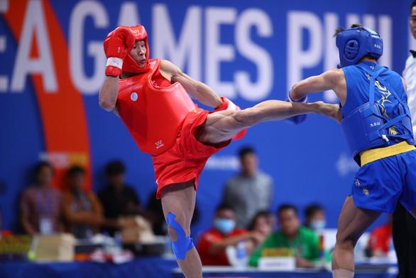 Đoạt thêm 8 huy chương vàng, Việt Nam giữ vững vị trí thứ 2 - Ảnh 11.