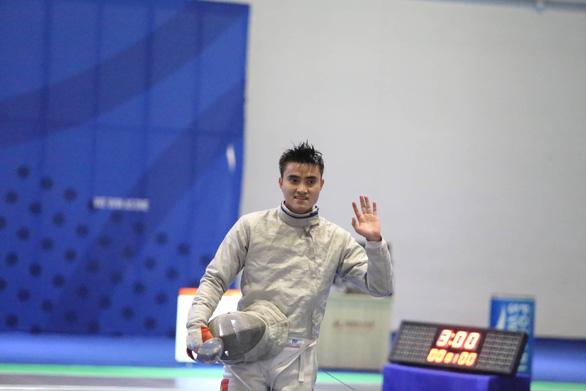 Đoạt thêm 8 huy chương vàng, Việt Nam giữ vững vị trí thứ 2 - Ảnh 6.
