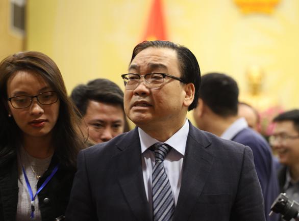 Lãnh đạo Hà Nội: Vụ án Nhật Cường chờ cơ quan điều tra kết luận - Ảnh 1.
