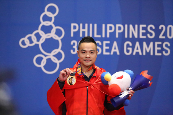 Đoạt thêm 8 huy chương vàng, Việt Nam giữ vững vị trí thứ 2 - Ảnh 8.