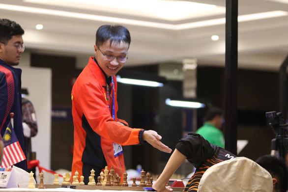 Đoạt thêm 8 huy chương vàng, Việt Nam giữ vững vị trí thứ 2 - Ảnh 10.