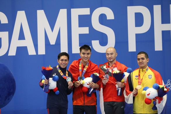 Đoạt thêm 8 huy chương vàng, Việt Nam giữ vững vị trí thứ 2 - Ảnh 4.