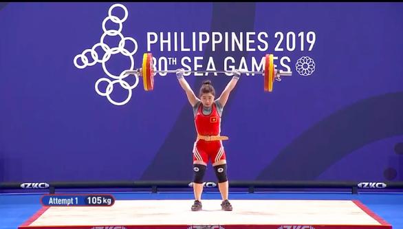 Đoạt thêm 8 huy chương vàng, Việt Nam giữ vững vị trí thứ 2 - Ảnh 18.