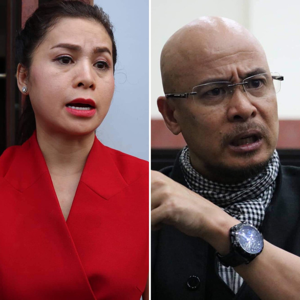 Vụ ly hôn Trung Nguyên: Bên bảo vệ - bên phản đối bản án sơ thẩm - Ảnh 1.