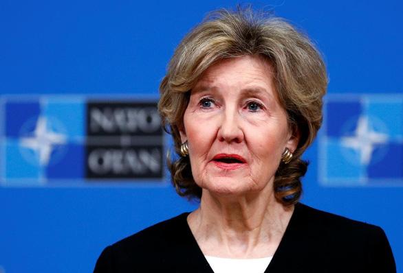 Đại sứ Mỹ tại NATO: Trung Quốc phải chơi theo luật vì đã phát triển quá lớn - Ảnh 1.