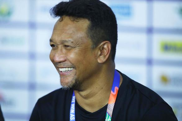 HLV Fandi Ahmad: U22 Việt Nam là đội mạnh nhất SEA Games 2019 - Ảnh 1.