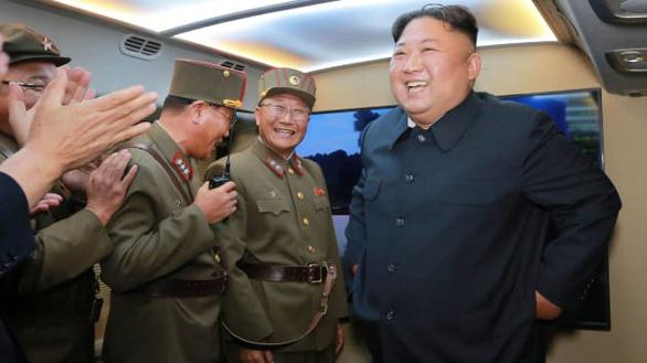 Triều Tiên dọa Mỹ: Hành xử thế nào, nhận quà Giáng sinh ấy - Ảnh 1.