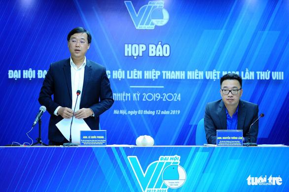 Công bố 16 công trình thanh niên tại ĐH Hội Liên hiệp thanh niên Việt Nam - Ảnh 2.