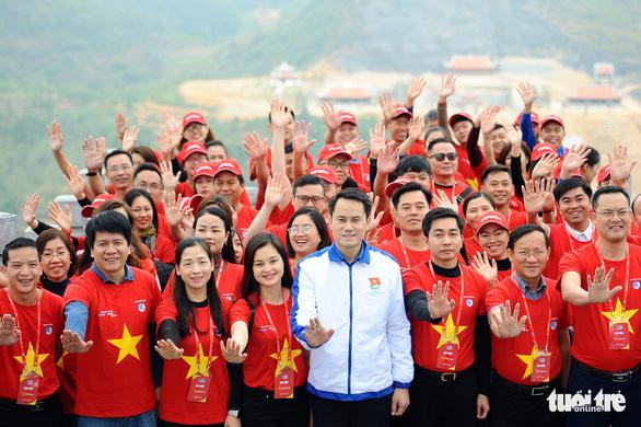 Công bố 16 công trình thanh niên tại ĐH Hội Liên hiệp thanh niên Việt Nam - Ảnh 1.