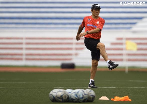 HLV Nishino: Cầu thủ U22 Việt Nam dứt điểm không tốt bằng đội tuyển - Ảnh 1.