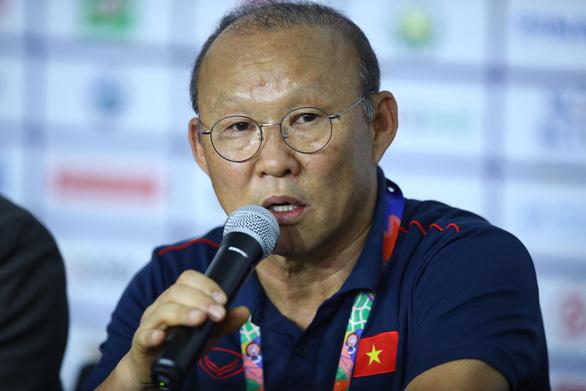 HLV Park Hang Seo: Bây giờ, toàn đội rất tự tin trước Thái Lan - Ảnh 1.