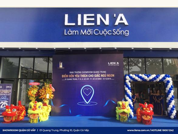 Showroom về sáng tạo trải nghiệm nệm Liên Á tại số 1 Quang Trung - Ảnh 1.