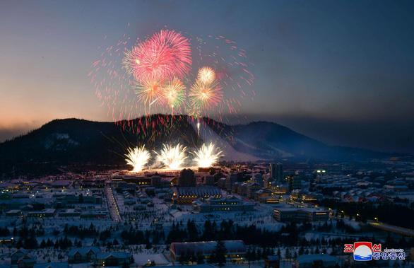 Tham vọng biến Samjiyon thành phố núi giàu có của ông Kim Jong Un - Ảnh 3.