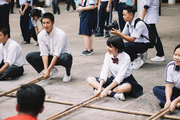 Khoảnh khắc đẹp giao lưu văn hóa Việt - Nhật - Ảnh 1.
