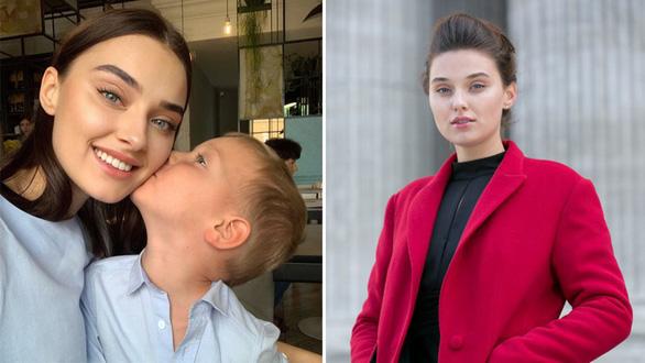 Bị cấm thi vì đã làm mẹ, cựu hoa hậu Ukraine kiện Miss World - Ảnh 1.