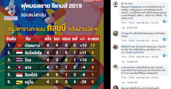 CĐV Thái: Chúng ta từng thắng Việt Nam nhiều hơn 2 bàn trong quá khứ - Ảnh 1.