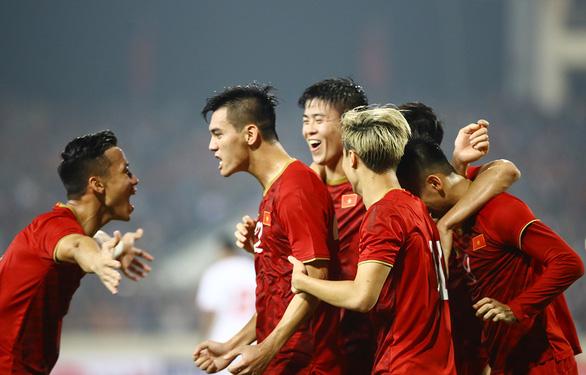 Bóng đá Việt Nam: Hướng đến mục tiêu World Cup 2026 - Ảnh 1.
