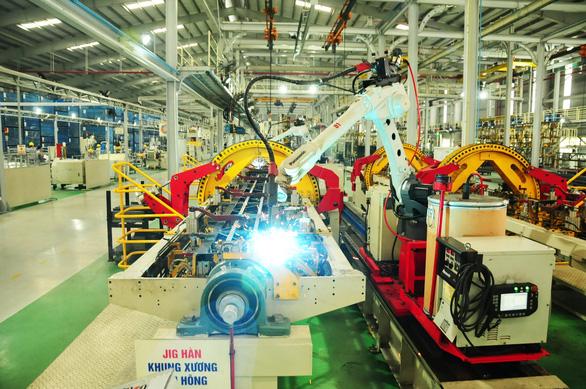 Bộ trưởng Trần Tuấn Anh: Biến Việt Nam thành cứ điểm sản xuất ô tô của nhiều hãng lớn - Ảnh 1.