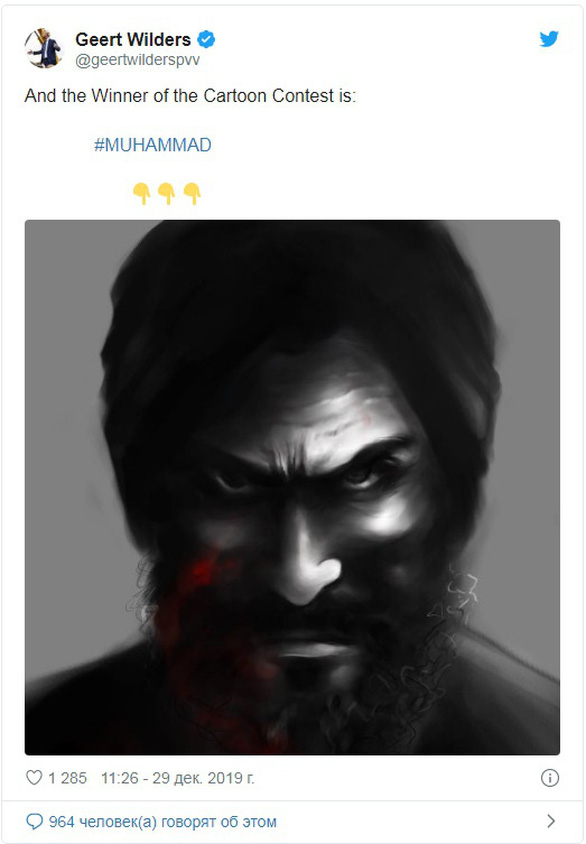 Vẽ tranh biếm về nhà tiên tri Mohammed: Thảm kịch Charlie Hebdo 2.0 - Ảnh 2.