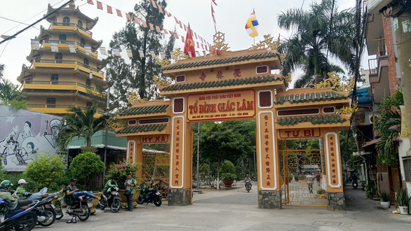 Ai bỗng nhiên rao bán một phần đất chùa cổ Giác Lâm giá 60 tỉ đồng? - Ảnh 1.
