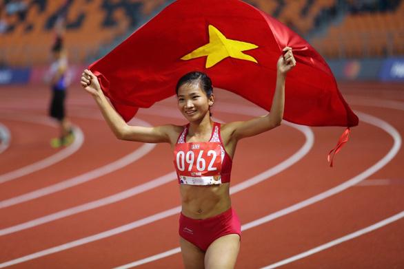 Nguyễn Thị Oanh là VĐV số 1 của thể thao Việt Nam năm 2019 - Ảnh 1.
