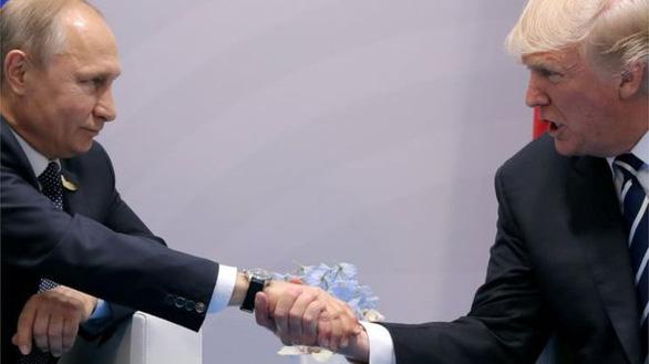 Ông Putin cảm ơn ông Trump vì cung cấp thông tin tình báo ngăn chặn âm mưu khủng bố - Ảnh 1.