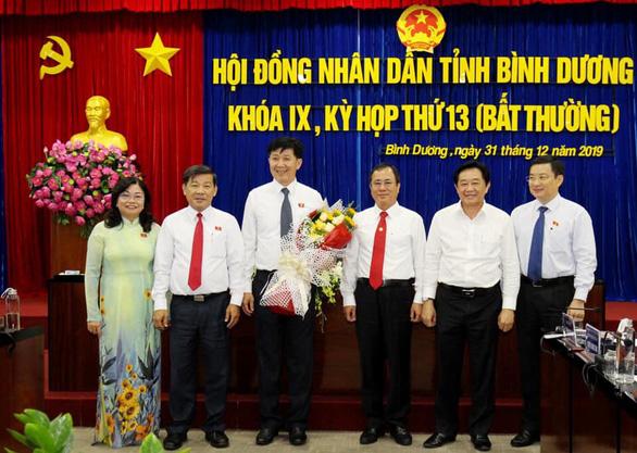 Ông Nguyễn Thanh Trúc làm phó chủ tịch tỉnh Bình Dương - Ảnh 1.