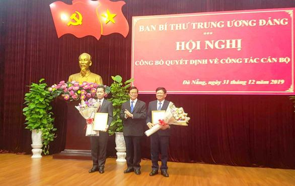 Ông Nguyễn Văn Quảng làm phó bí thư thường trực Thành ủy Đà Nẵng - Ảnh 1.