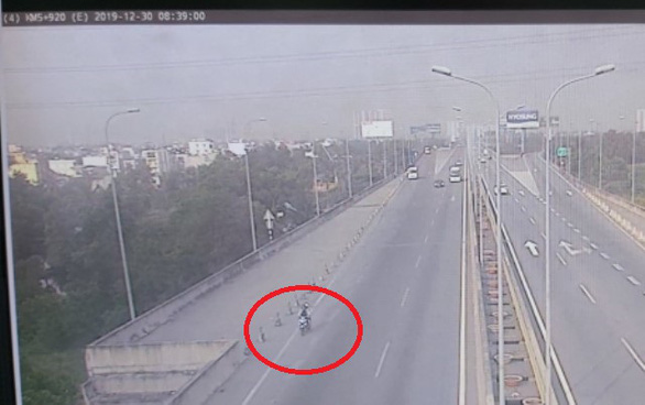 Chạy xe máy vào đường cao tốc TP.HCM - Long Thành vì lỡ... nghe theo Google Map - Ảnh 2.