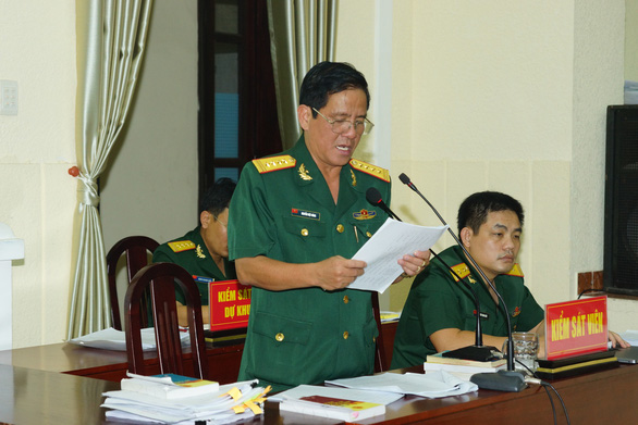 Xét xử nhóm cán bộ quốc phòng tại Lũng Lô: Đề nghị truy thu 728 tỉ đồng tiền bán xăng giả - Ảnh 2.