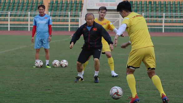 Sang Thái chuẩn bị VCK U23 châu Á, U23 Việt Nam đầy quyết tâm - Ảnh 5.