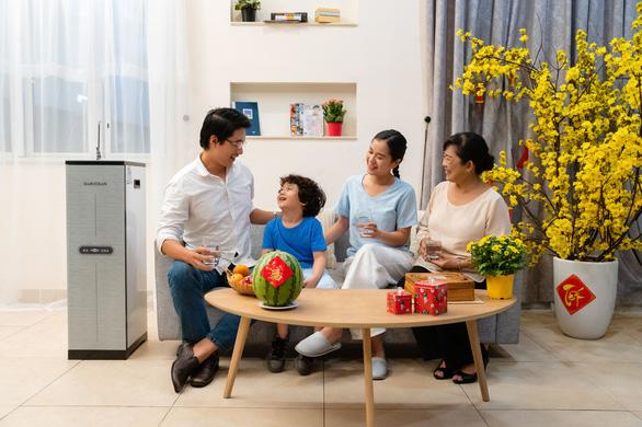 Lâm Vỹ Dạ ăn tết: ít và chất - sạch an tâm - Ảnh 5.