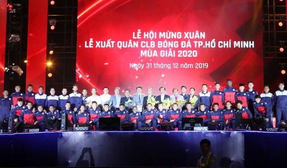 Mua nhiều sao nhưng CLB TP.HCM chỉ đặt mục tiêu tốp 3 V-League 2020 - Ảnh 3.