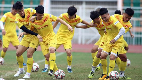 Sang Thái chuẩn bị VCK U23 châu Á, U23 Việt Nam đầy quyết tâm - Ảnh 1.