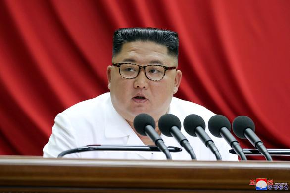 Ông Kim Jong Un kêu gọi 'biện pháp đáp trả ngoại giao và quân sự' - Ảnh 1.