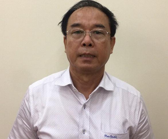 Tiếp tục truy tố cựu phó chủ tịch TP HCM Nguyễn Thành Tài - Ảnh 1.