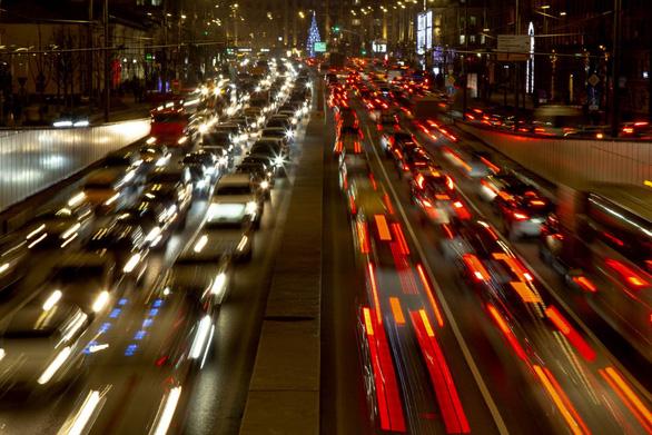 Dạy máy tính dự báo tình hình giao thông như thời tiết - Ảnh 1.