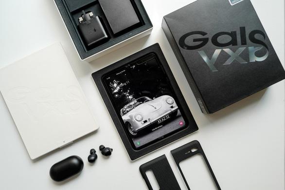 Hành trình kiến tạo smartphone màn hình gập - Ảnh 3.