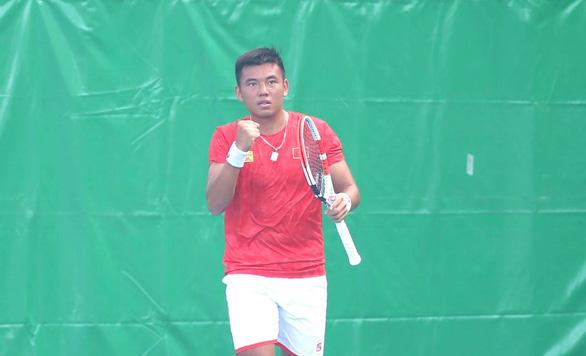 Quần vợt Việt Nam chạm mốc lịch sử ở SEA Games - Ảnh 2.