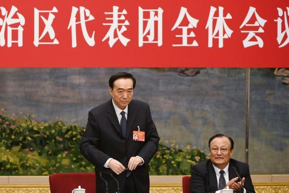 Hạ viện Mỹ thông qua dự luật trừng phạt các quan chức Trung Quốc - Ảnh 1.