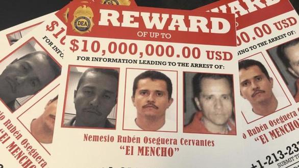 Băng đảng khét tiếng tàn ác nhất của trùm ma túy El Mencho - Ảnh 1.