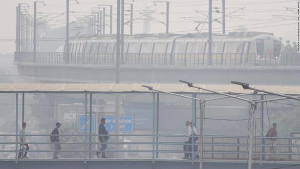 Ấn Độ trả giá đắt môi trường vì phát triển công nghệ thần tốc - Ảnh 1.