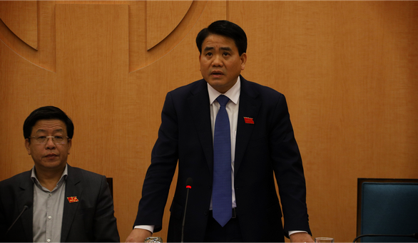 Chủ tịch TP Hà Nội: Chưa nhận được bàn giao cơ sở ô nhiễm nào - Ảnh 2.