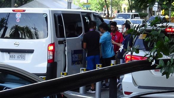Quang Hải bị rách cơ đùi, có khả năng chia tay SEA Games 2019 - Ảnh 1.