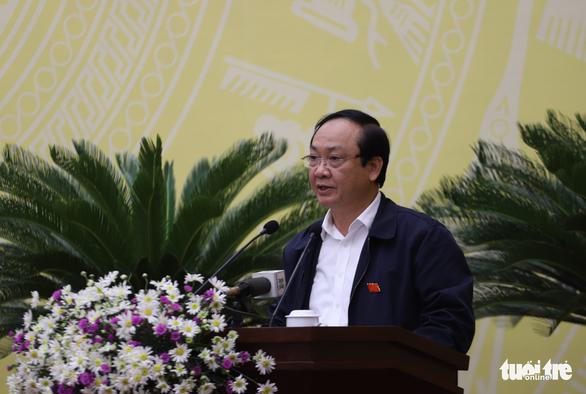 Hà Nội sẽ có một tiêu chuẩn nước sạch, không phân biệt nước sạch đô thị - nước hợp vệ sinh - Ảnh 1.
