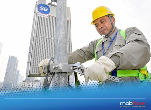 MobiFone đã làm gì để không đứng ngoài cuộc đua 5G? - Ảnh 1.