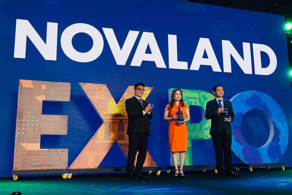 Tưng bừng khai mạc triển lãm BĐS Novaland Expo 12-2019 - Ảnh 2.
